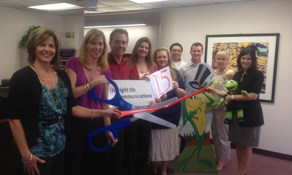 (W)right On Celebrates 15 Years with Ribbon-Cutting Ceremony
